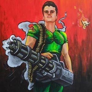 Sgt_Mark_IV (@BrutalDoomGuy) Twitter profile photo