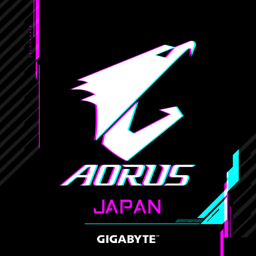 @AORUS_JP