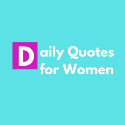 Daily Quotes for Women