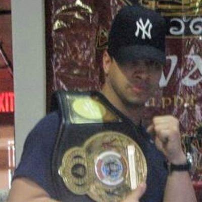 Anthony The Tiger Cruz