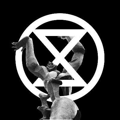 Extinction Rebellion Rotterdam (@XR_Rotterdam) Twitter profile photo
