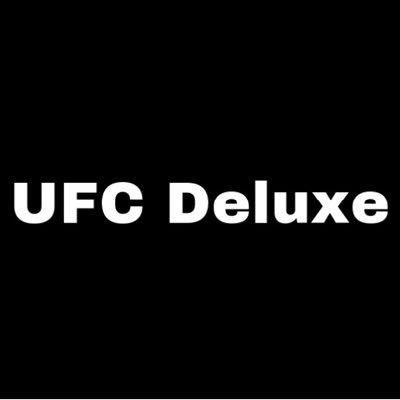 UFC Deluxe