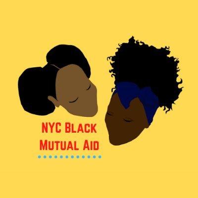 NYC Black Mutual Aid (@NYCBlackAid) Twitter profile photo