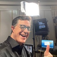 A Late Show ( @colbertlateshow ) Twitter Profile