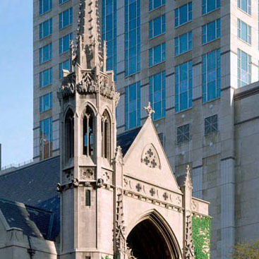 Restaurants near Fourth Presbyterian Church Chicago
