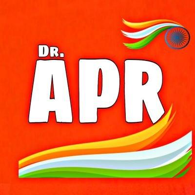 Dr. APR 🇮🇳🍁