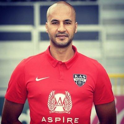 Khaled Salhi / S&C coach