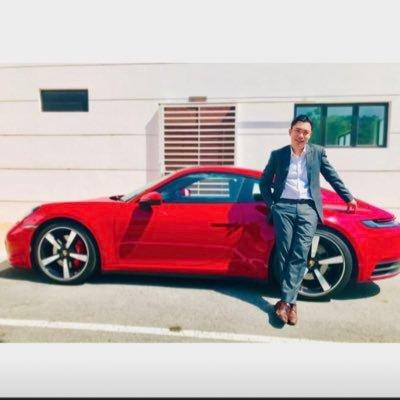 Steven Lim Porsche