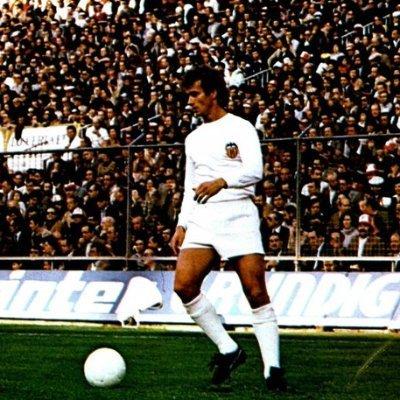 Valencia Football Nostalgic.