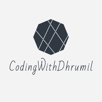 CodingWithDhrumil