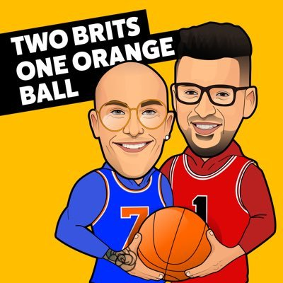 Two Brits, One Orange Ball Podcast