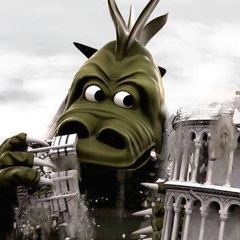 Godzilla Tweets