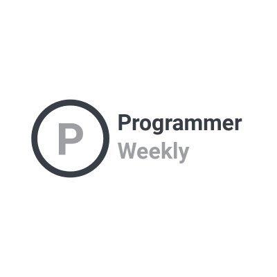 Programmer Weekly