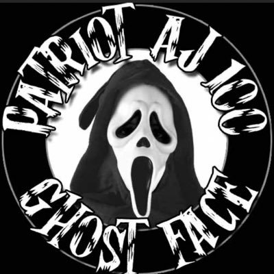 ⭐️PatriotAJ💯Ghost-Face⭐️