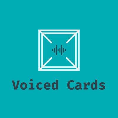 voiced cards