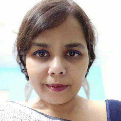 Sreyashi Dastidar (@Baba_go_migu) Twitter profile photo