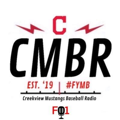 Creekview Baseball Radio (INACTIVE) (@creekviewmbr) Twitter profile photo