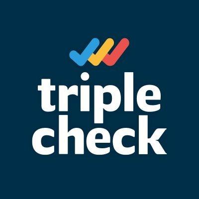 triplecheck (@tripl3check) Twitter profile photo