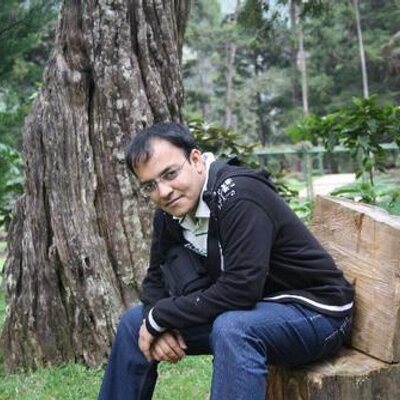 Manish Solanki's Twitter Profile Picture