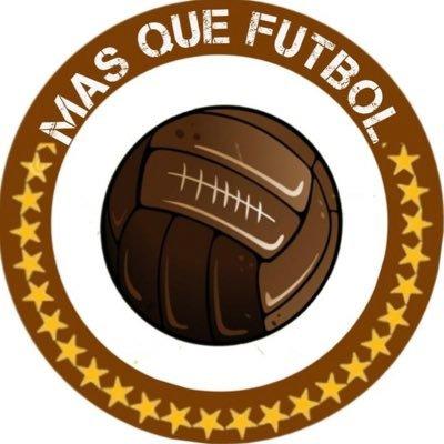 Más que futbol ⚽️
