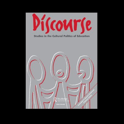 Discourse (@DiscourseofEd) Twitter profile photo