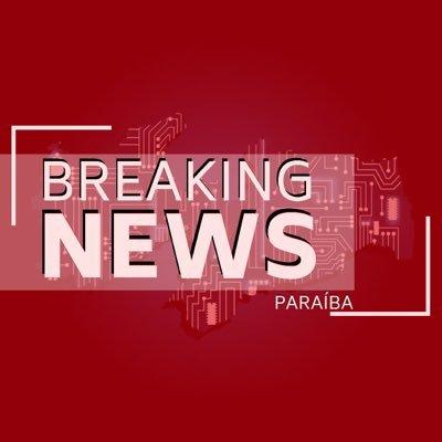 BREAKING NEWS Paraíba