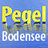 Pegel Bodensee