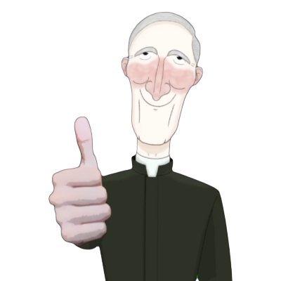 ルロイ 修道 士 人物 像