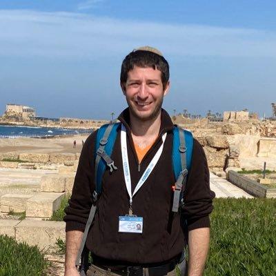Israel Tour Guide - Josh Hartuv (@hartuvtours) Twitter profile photo