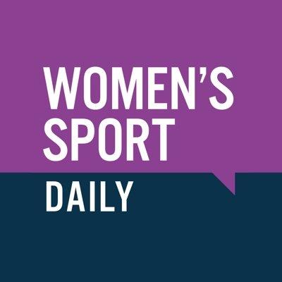 WomensSportDaily (@WomensSportDly) Twitter profile photo