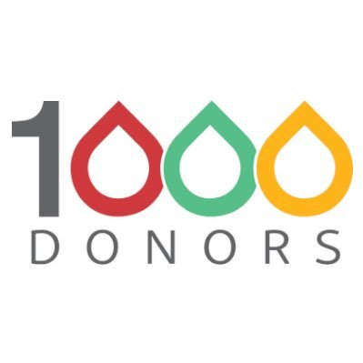 1000 Donors