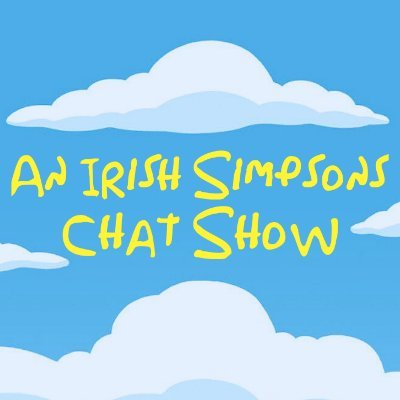 An Irish Simpsons Chat Show (@SimpsonsShowIE) Twitter profile photo