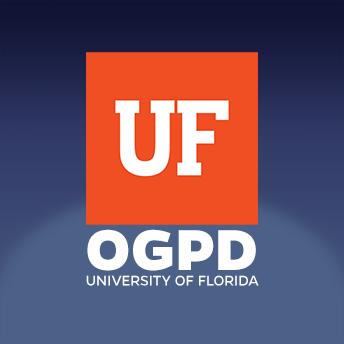 UF Office of Graduate Professional Development (@ufogpd) Twitter profile photo