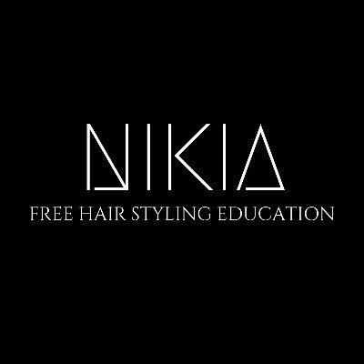 NIKIA FREE HAIR STYLING EDUCATION