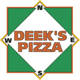 Deek's Pizza   🍕