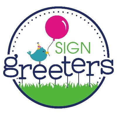 Sign Greeters