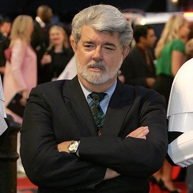(Fake!) George Lucas