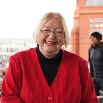 Ann Jones OBE