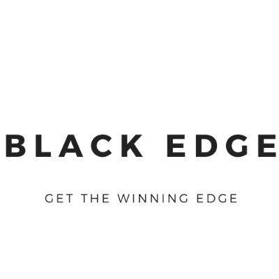 Black Edge Sports (@blackedgesports) Twitter profile photo