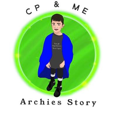 Cp & Me-Archie's story