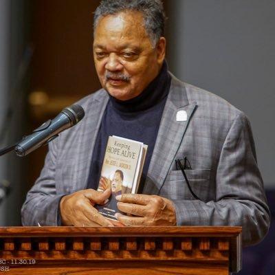 Rev Jesse Jackson Sr