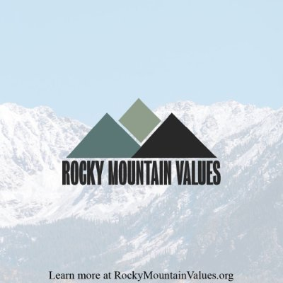 Rocky Mountain Values (@MountainValues) Twitter profile photo