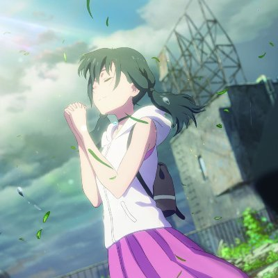 Watch Anime Movie Weathering With You