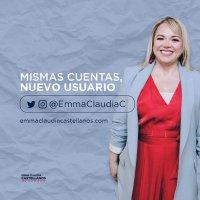 Emma Claudia Castellanos (@claudiacaste )