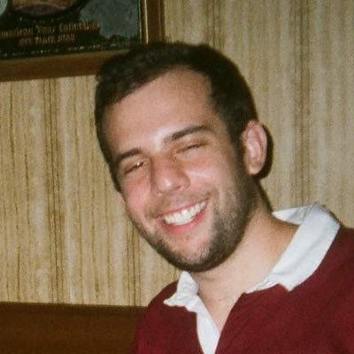Eric Rahill (@eric_rahill) Twitter profile photo