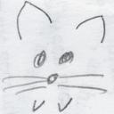 Cat reasonably small