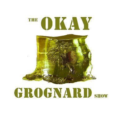 Mark CMG Clover of The Okay Grognard Show