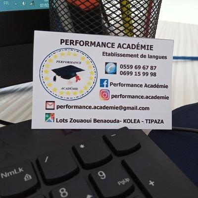 Performance Académie