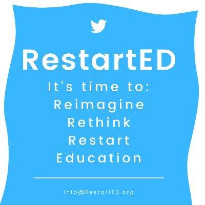 RestartEDteam (@RestartEDteam) Twitter profile photo
