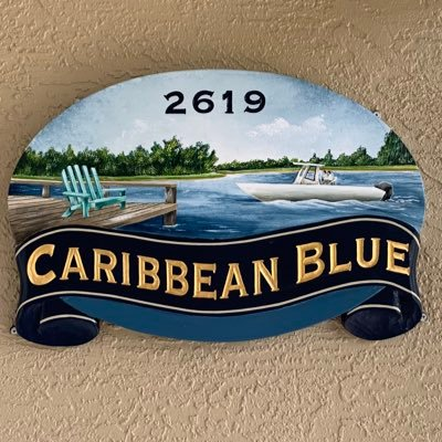 Caribbean Blue Vacation Home - SW Florida